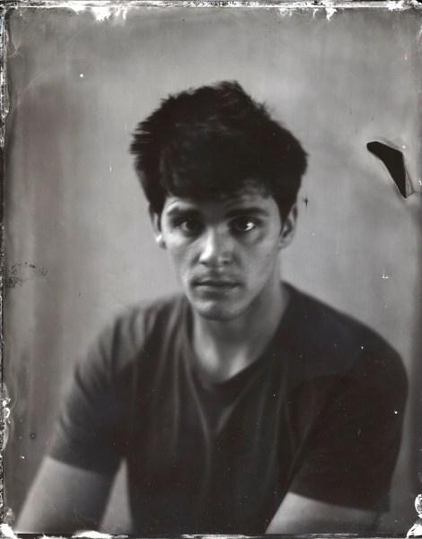 mat portrait
