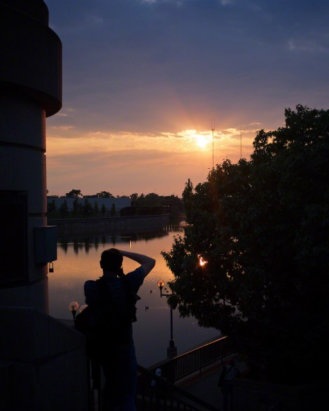 """""""Santa Maria Sunset"""" by Aaron Sheldon"""
