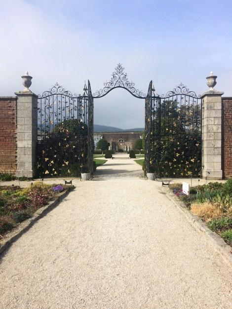 The Powerscourt Gardens