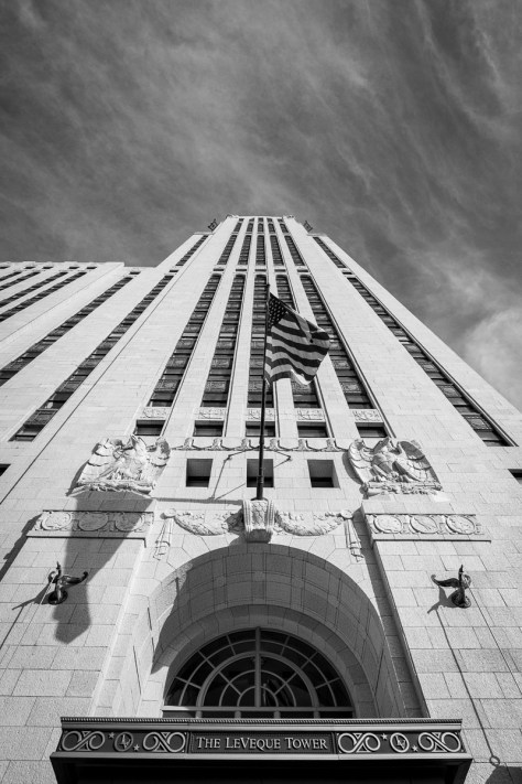 The Leveque Tower. f/11