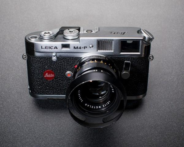 The Leica M4-P