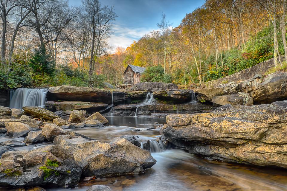 Glad Creek Grist Mill, Babcock State Park, Beckley, WV