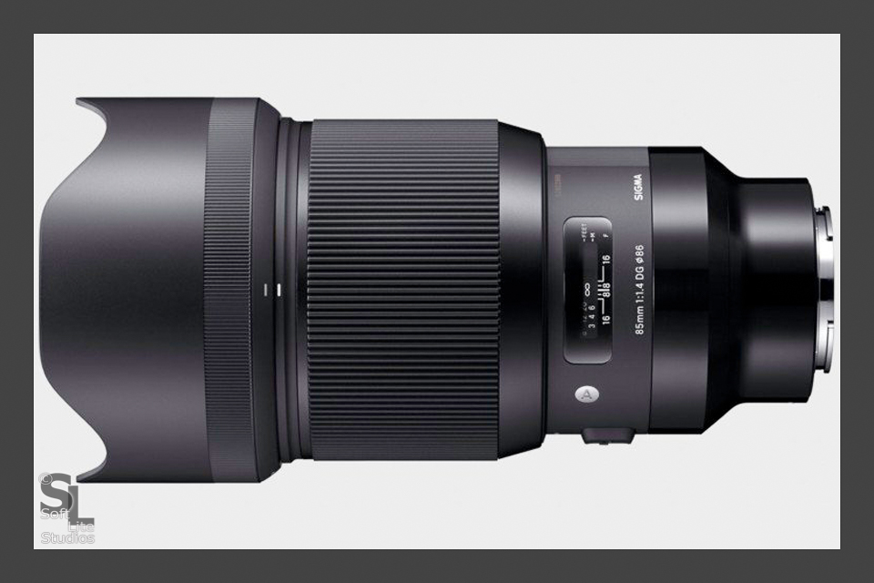 BP-RAM-0307201801-I007 - Sigma Art 85mm f/1.4 for Sony E-mount