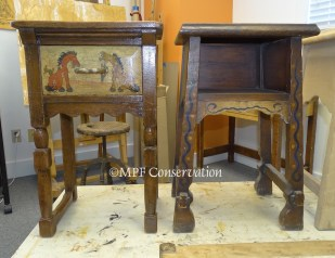 W16 MONTEREY TINOCO HORSE TABLE MPFC 31