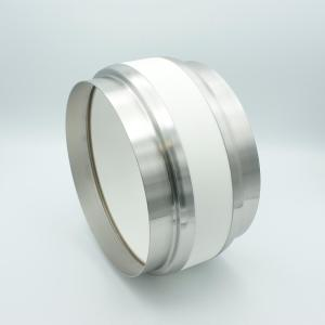 "MPF - A0625-4-W Ceramic Envelope, 20KV Isolation, 7.83"" Dia Kovar Tube Adapters"