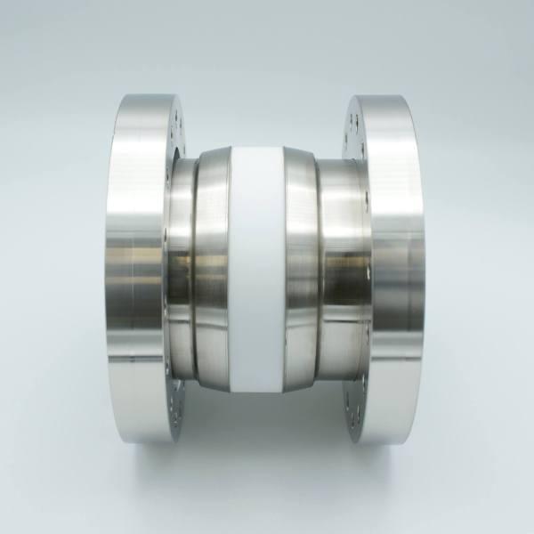 "MPF - A0805-2-CF Ceramic Break, 20KV Isolation, 7.75"" Inner Dia, 10.00"" Conflat Flange"