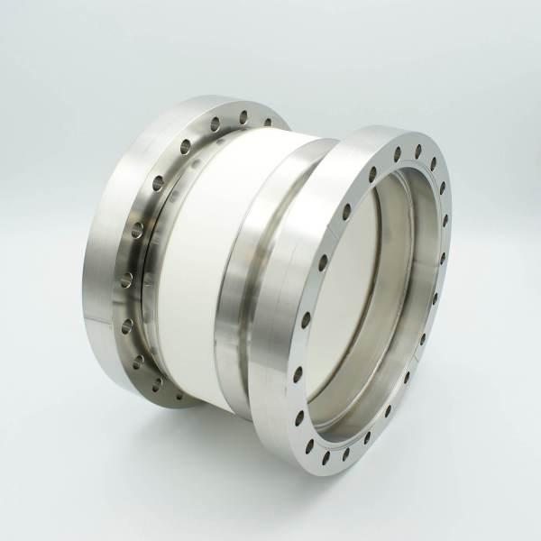 "MPF - A0805-3-CF Ceramic Break, 20KV Isolation, 6.00"" Inner Dia, 8.00"" Conflat Flange"