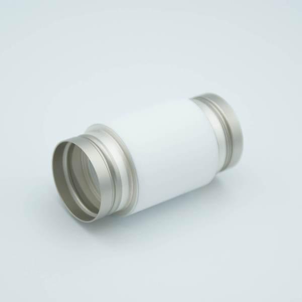 """Ceramic Break, 20KV Isolation, 1.20"""" Dia Kovar Tube Adapters"""