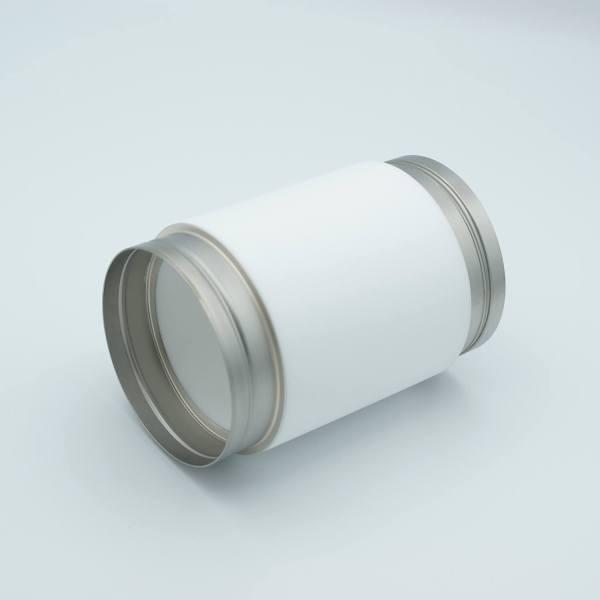 """Ceramic Break, 40KV Isolation, 2.80"""" Dia Kovar Tube Adapters"""