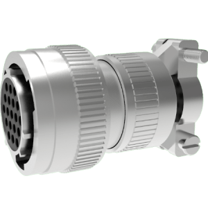 MS Series Air Side Connector, 19 pin, 1000V, 5A,