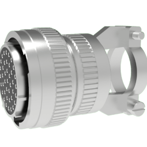 MS Series Air Side Connector, 41 pin, 1000V, 5A,
