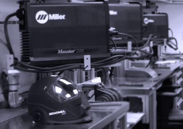 high capacity vacuum brazing system