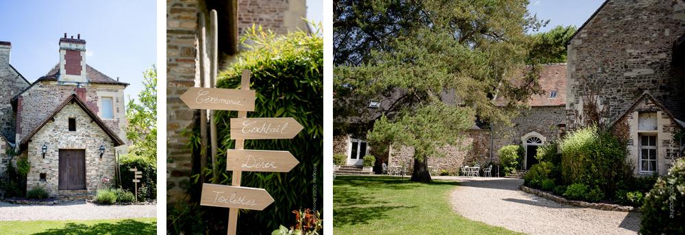 Reportage mariage au moulin de Bully - Calvados