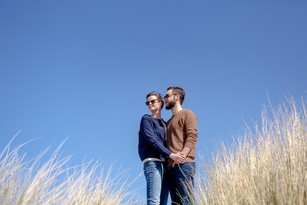 Photographe Caen séance couple