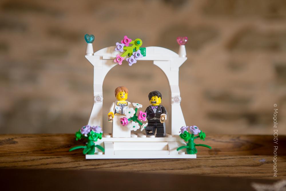 couple de mariés playmobil