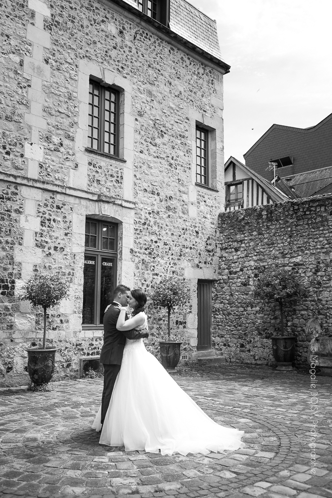 Photographe séance after à Honfleur