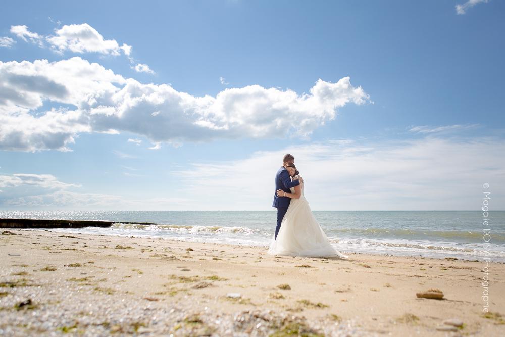 Mariage séance after à Villerville