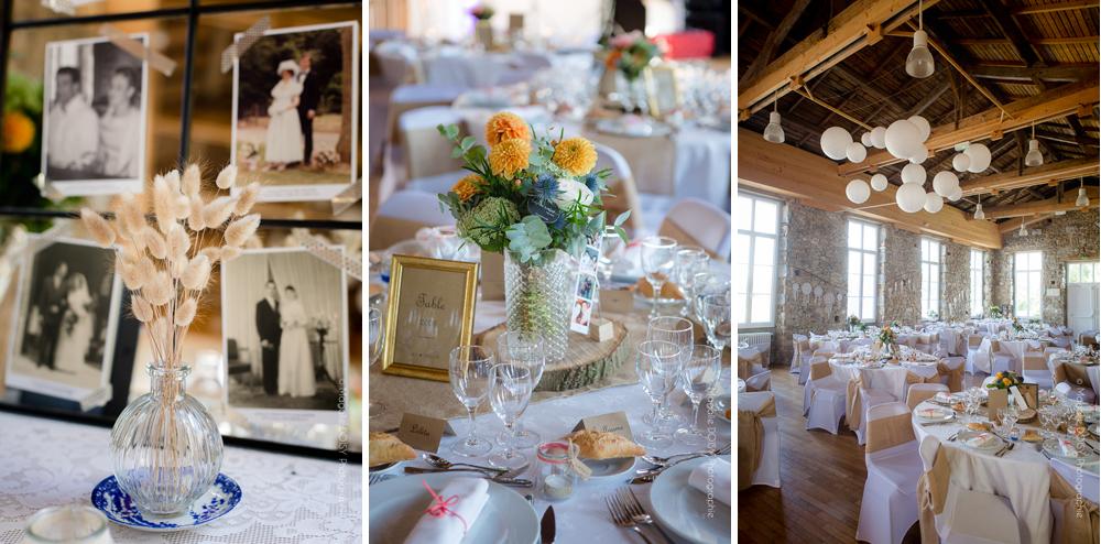 Photographe mariage au domaine de la Guérie Coutances