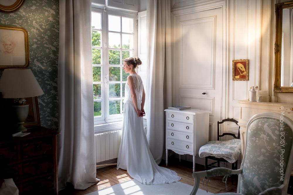 Photographe Mariage Château de Merville-Franceville