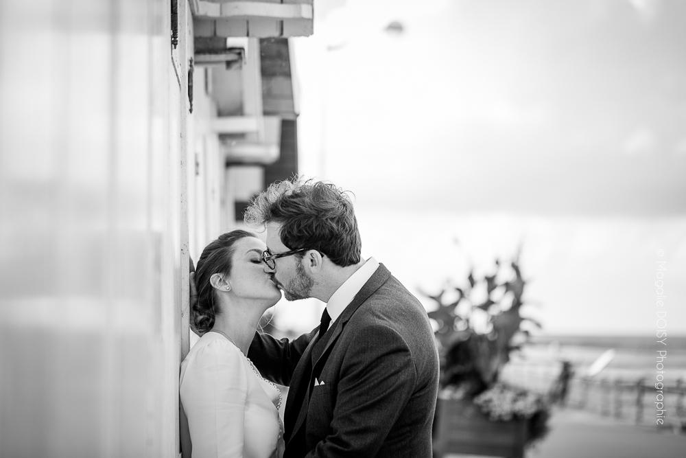 Photographe Photo de couple Luc sur Mer