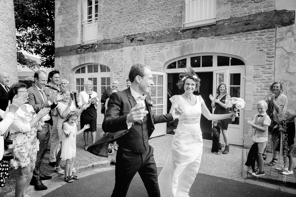 Mariage Sortie de la mairie