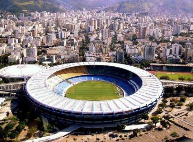 самые стадионы Мира - Стадион маракана после реконструкции