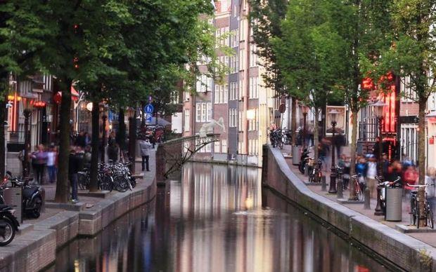 3d-печать мостов в Амстердаме будут осуществлять роботы по технологии 3D-печати!