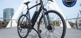Daymak представила электрический велосипед EC1, способный проехать до 40 км на 1 зарядке