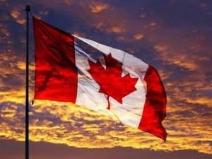 Промышленное производство Канады упало
