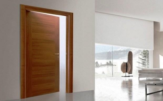 Мифы и правда о ламинированных дверях - тема нашего специального репортажа сегодня. Мнение специалиста - продавца дверей. Фото.