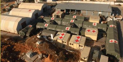 BELUFIL - Camp médical