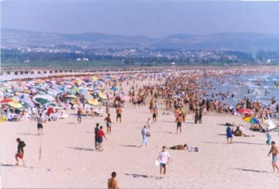 Plage Liban - Tourisme