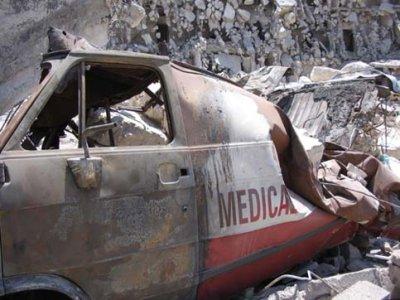 ambulance-detruite-palestine
