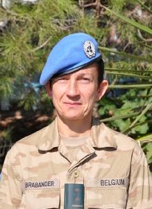 Colonel Karin De Brabander