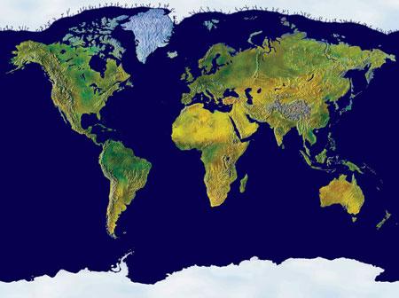 Carte - Monde