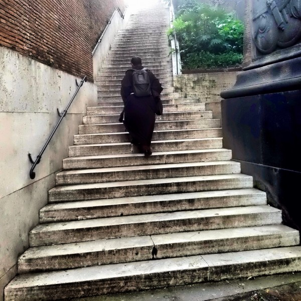Rome Stairs