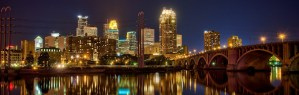 Minneapolis reflection CC licensed by flickr user Matthew Paulson