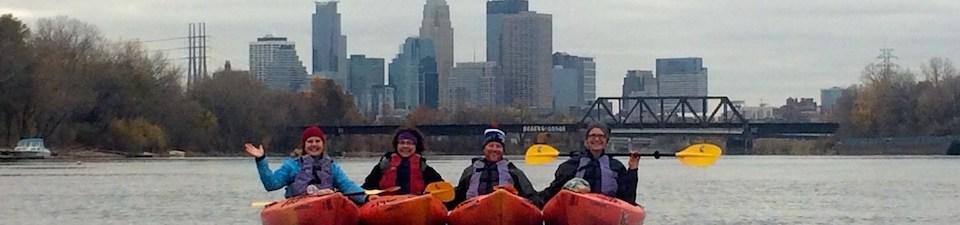 Kayak trip web