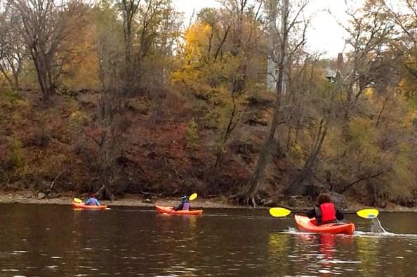 Kayak Trip Blog 2