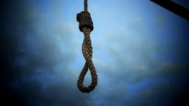 Hangman-s-Noose 41 yr-old Man Hangs Himself after Stabbing His Wife to Death