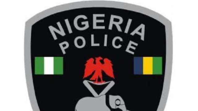 Nigerian-Police-Logo Security Guards Rob Filling Station they Where Paid to Protect