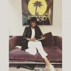 "Seyi-Shay-Island Multiple Awards Nominee, Seyi Shay Signs Record Deal with ""Island Records"", UK"