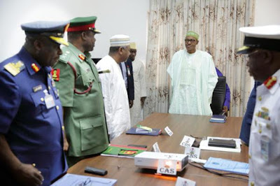 buhari2 President Buhari Orders Removal of All Military Checkpoints Nationwide