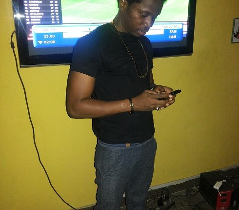 Meet [@justonedipson] Manager to Stringz & YoungJonn d Wicked Producer