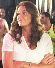 wpid12832-1 Photos: Caitlyn Jenner spotted at a Gay Pride event in New York