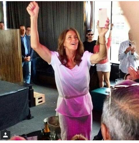 wpid14769-3 Photos: Caitlyn Jenner spotted at a Gay Pride event in New York