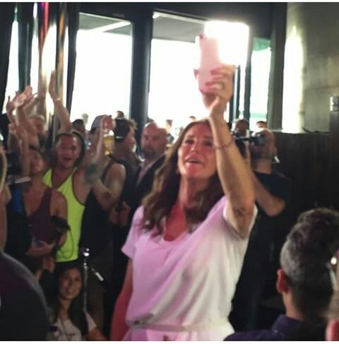 wpid6946-4 Photos: Caitlyn Jenner spotted at a Gay Pride event in New York