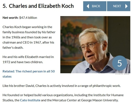 52 Ever Heard of the World's Wealthiest Couples?? Meet the First 10 | Photos