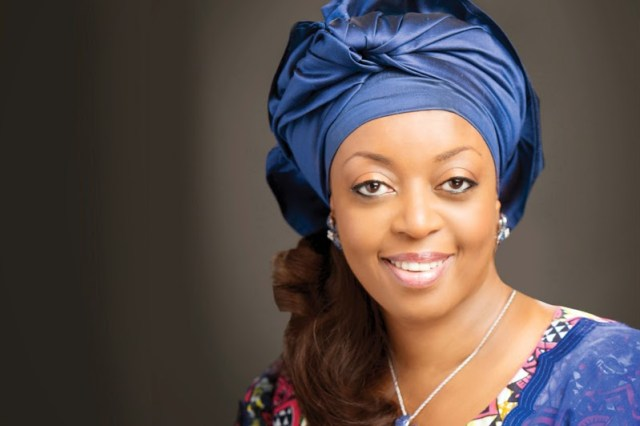 Diezani-Alison-Madueke Diezani Allison Madueke's Family says She Is Ill & Has been Hospitalized in the UK