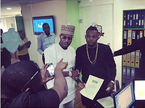 IMG_20150630_131138 Surebet Hits Olamide with Endorsement Deal | Photos